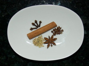 Five Spice 1