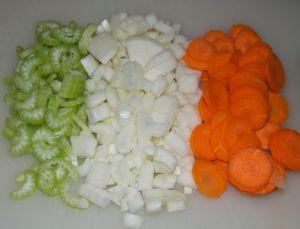Italienske grønnsaker