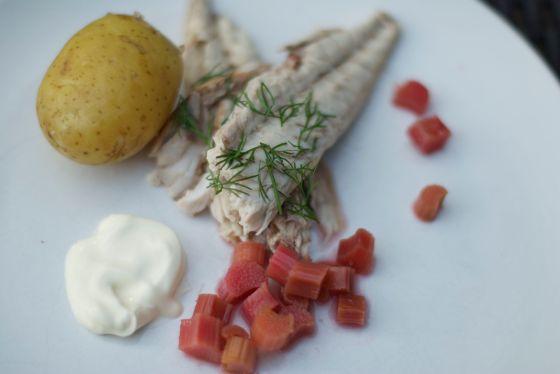 Varmrøkt makrell