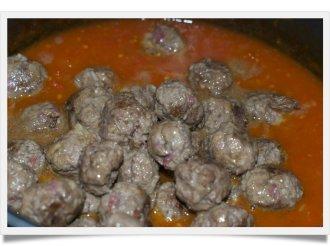 kjøttboller i tomatsaus-framed